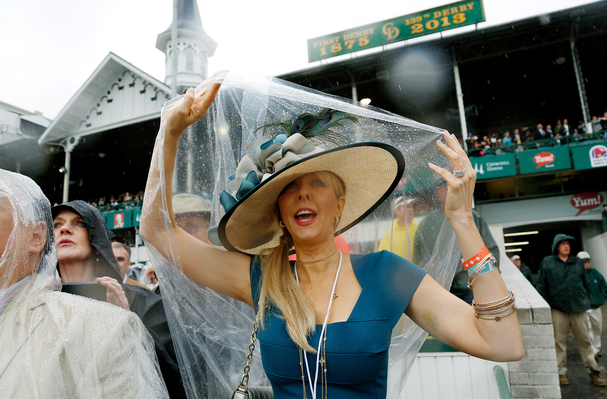 Kentucky Derby Fan