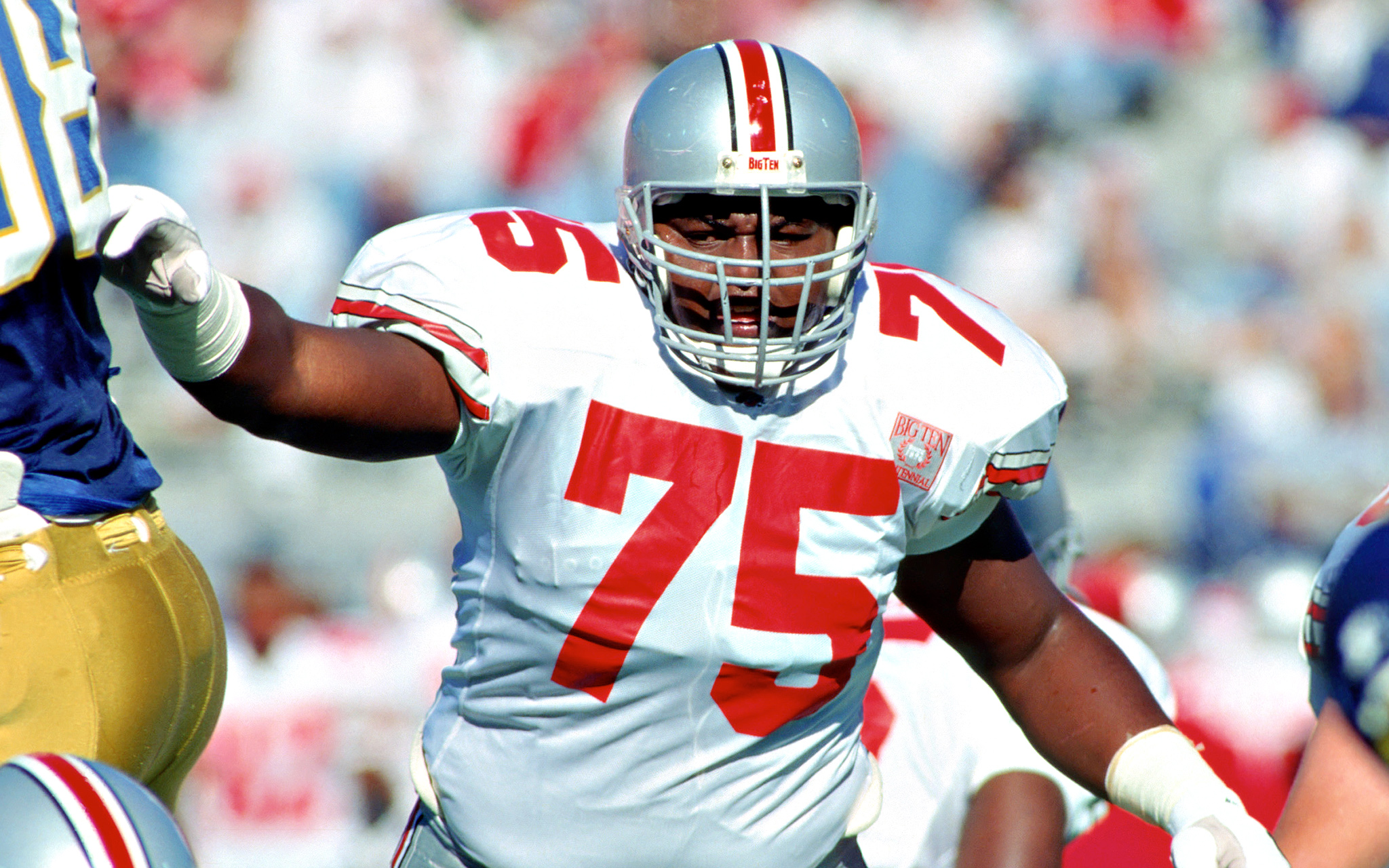 Army Vs Navy Football >> Orlando Pace, Ohio State OT - 2013 Hall of Fame Class photo gallery - ESPN