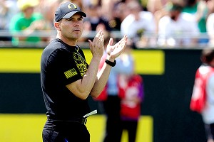 Oregon's Mark Helfrich