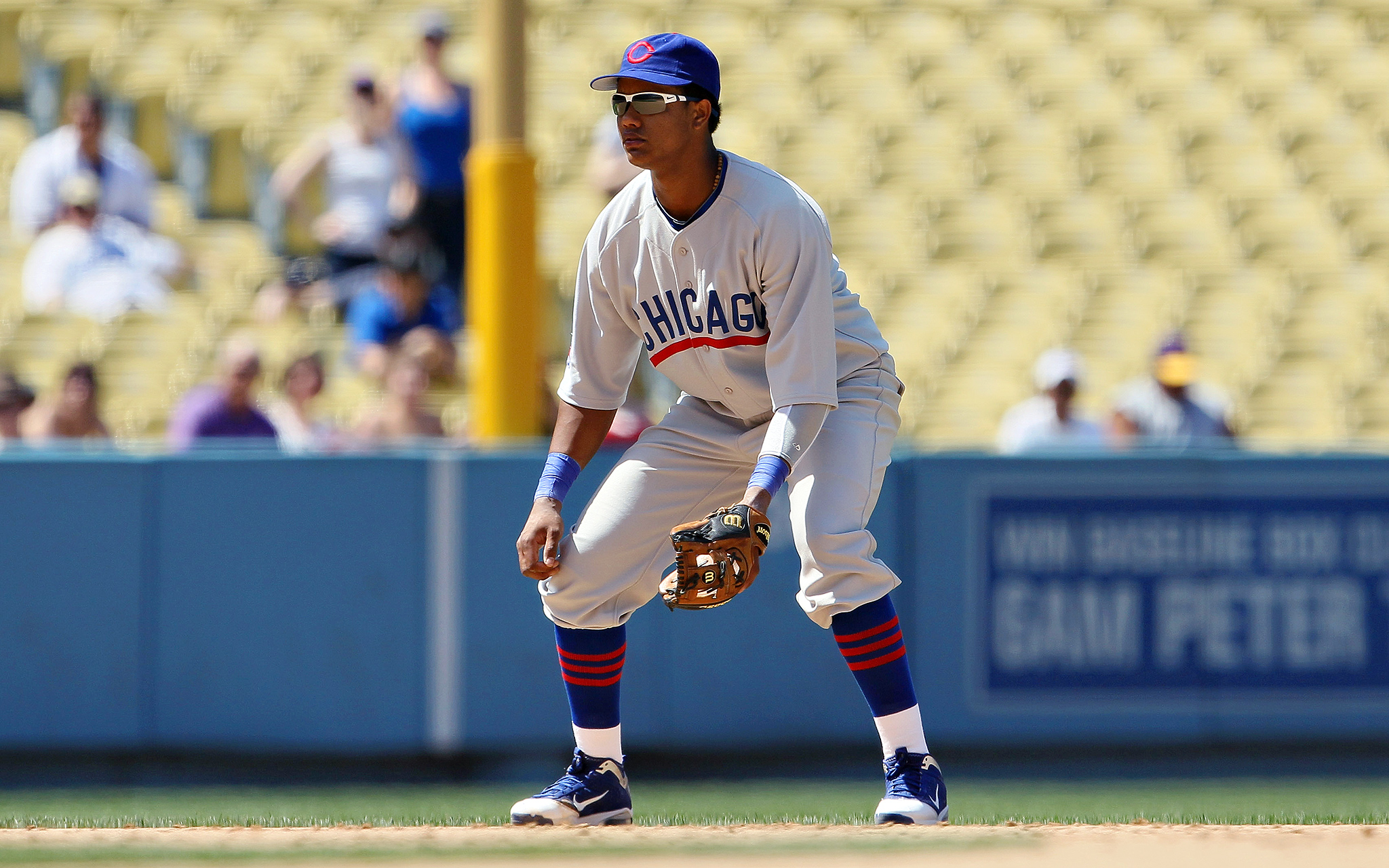 new style d4ced 75c9f Chicago Cubs (2011) - Throwback Uniforms - ESPN