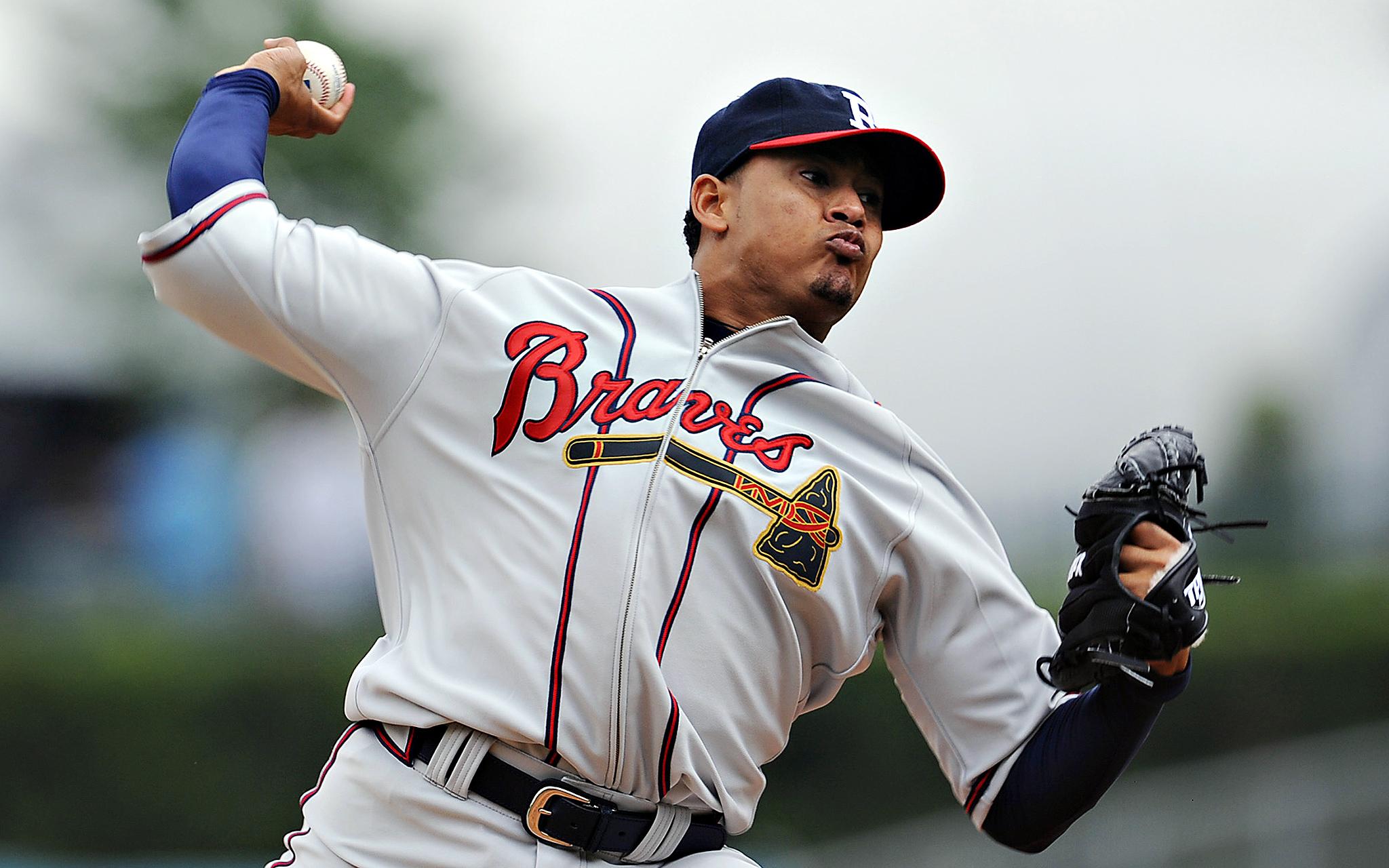 new product b7ccb c3391 Atlanta Braves (2011) - Throwback Uniforms - ESPN