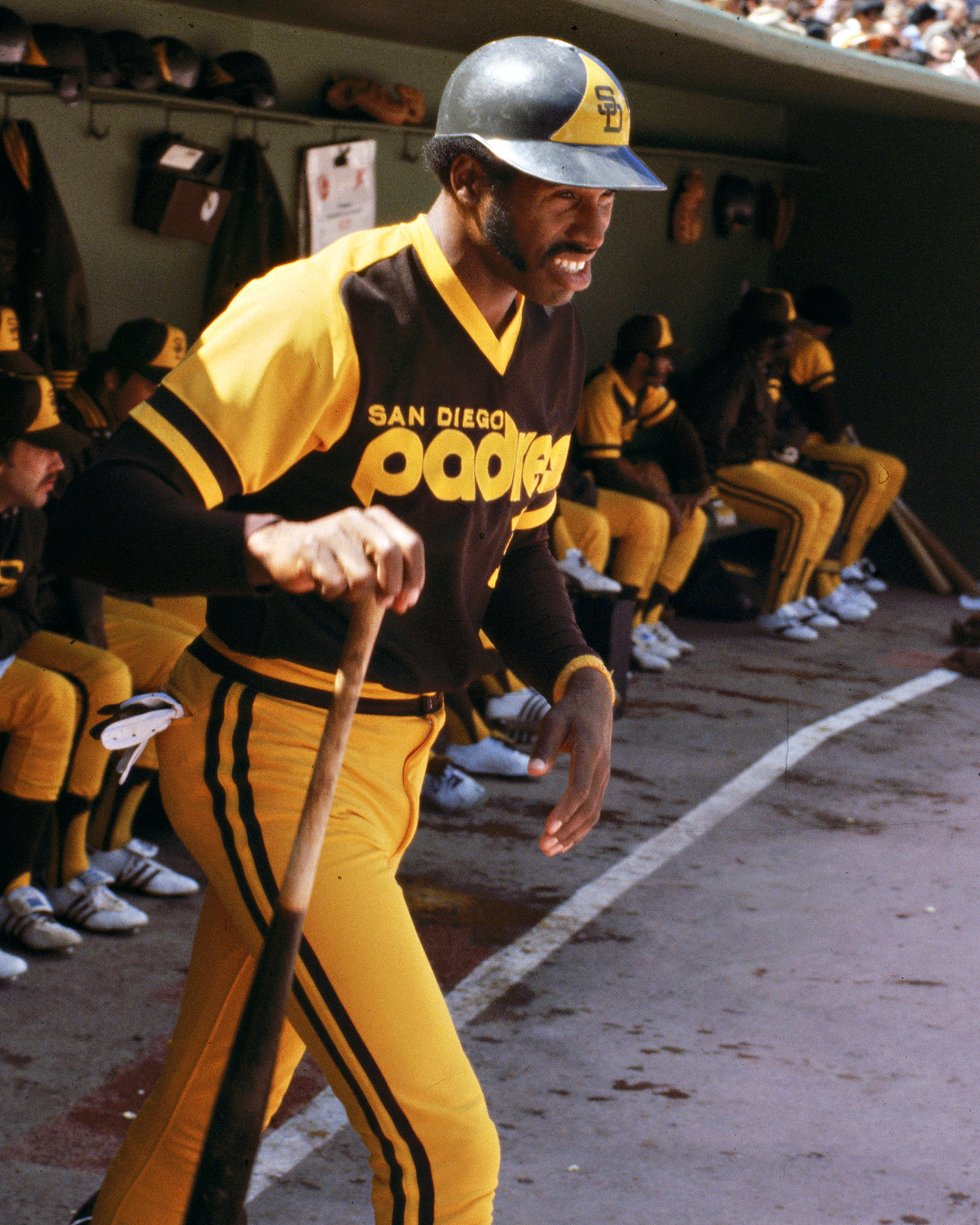 Image result for padres brown uniforms 70s
