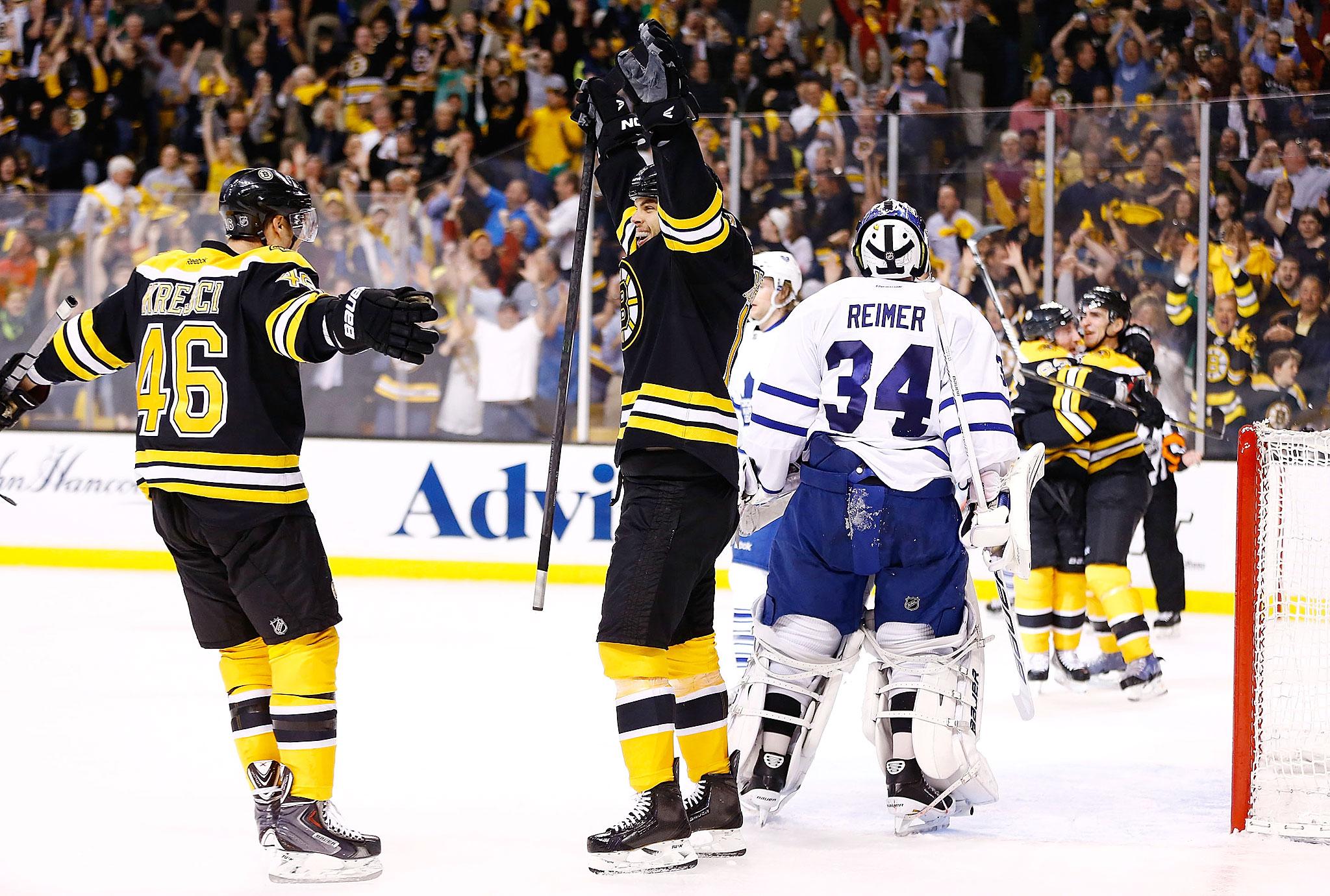 Boston Bruins' 2013 Playoff Run - ESPN