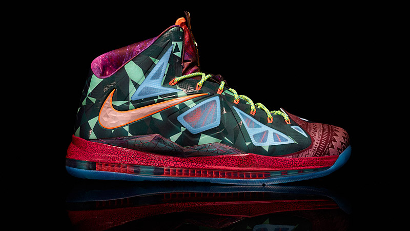 did lebrons new shoes mess up his game sportsnation espn