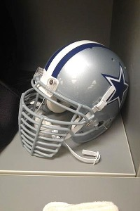 DeMarcus Ware back in old face mask