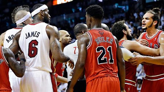 Heat/Bulls