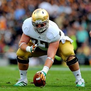 Notre Dame's Matt Hegarty
