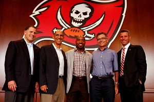 Ronde Barber retirement news conference