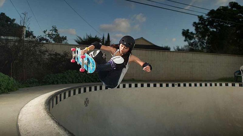Allysha Bergado will make her return to the X Games in Barcelona, hoping to claim a medal in Women's Skateboard Park.