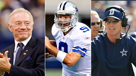 Taylor: When will Cowboys develop QB position?
