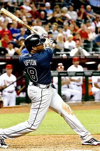 Atlanta'a Justin Upton
