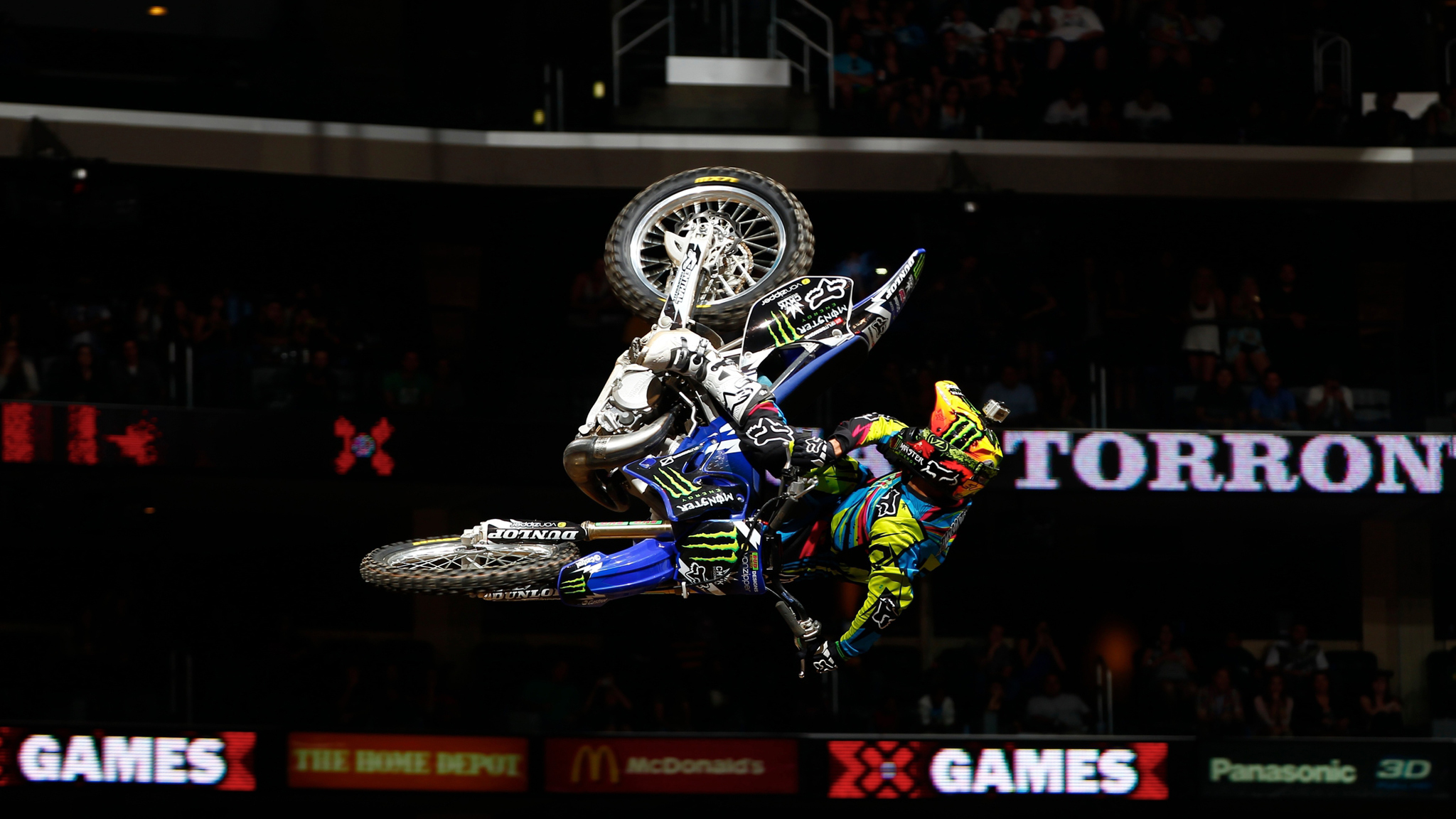 Spain's Edgar Torronteras will have the home crowd support in Barcelona for Moto X Speed & Style.