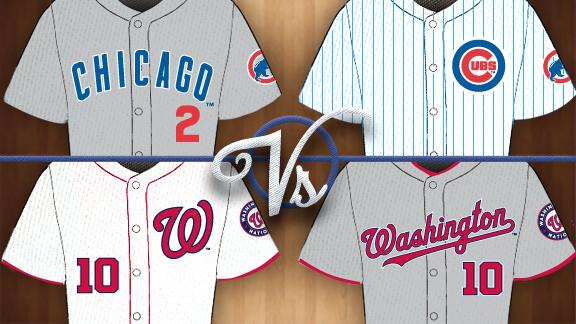 Cubs vs Nationals