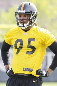 Jarvis Jones will enjoy playing in Blitzburgh