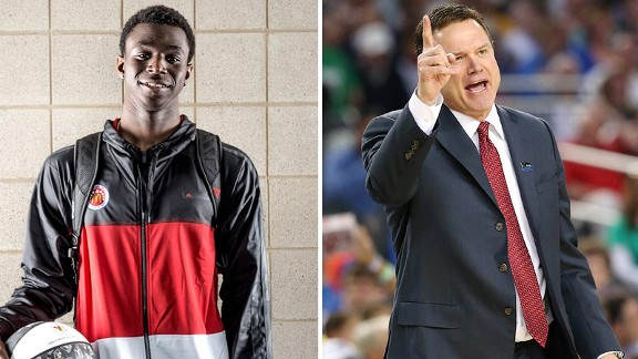 Andrew Wiggins, Bill Self