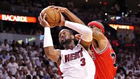 Wade vs Bulls
