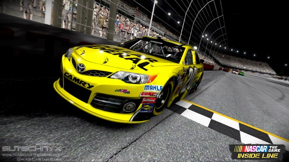 NASCAR The Game