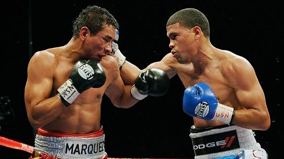 Juan Manuel Lopez and Rafael Marquez