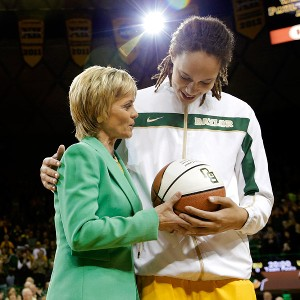 Kim Mulkey, Brittney Griner 