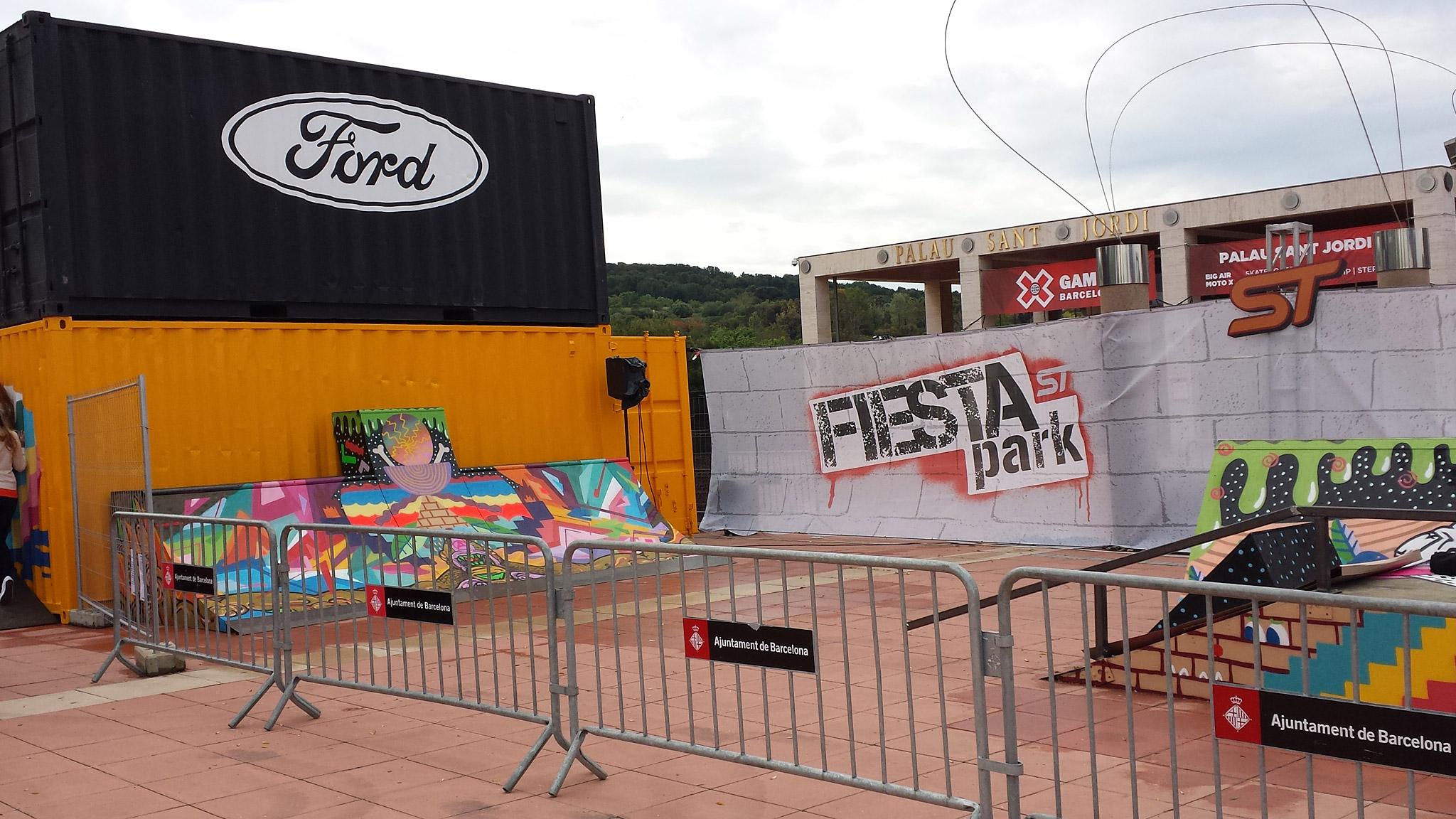 Ford Fiesta Park