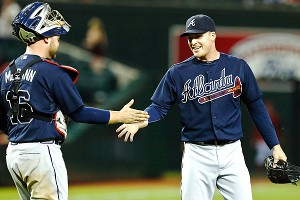 Brian McCann, Eric O'Flaherty