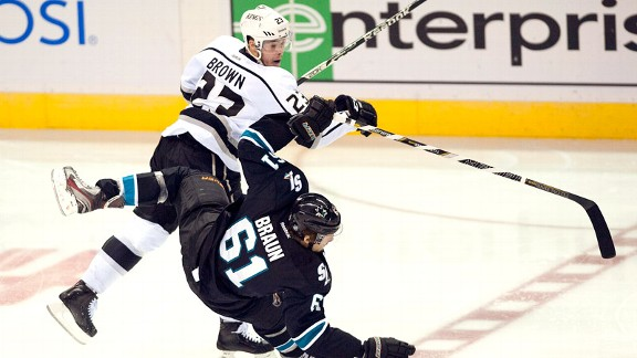 Dustin Brown, Justin Braun
