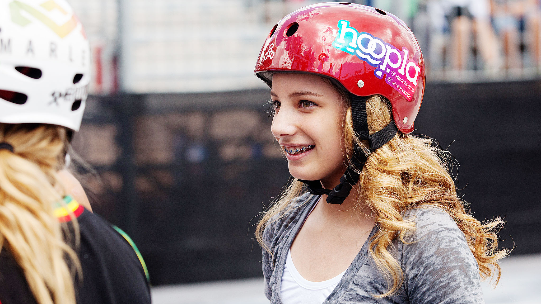 Alana Smith won silver in the debut of Women's Skateboard Park at X Games Barcelona. The 12-year-old narrowly lost out on gold to Lizzie Armanto and became the youngest medalist in X Games history.