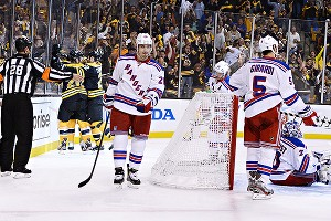 Rangers/Bruins Game 2
