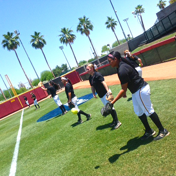 Arizona State softball