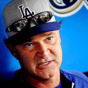 Dodgers' Don Mattingly