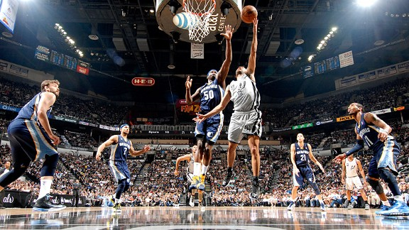 Tony Parker, Zach Randolph