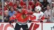 Hawks-Red Wings