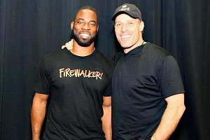 Justin Tuck/Anthony Robbins