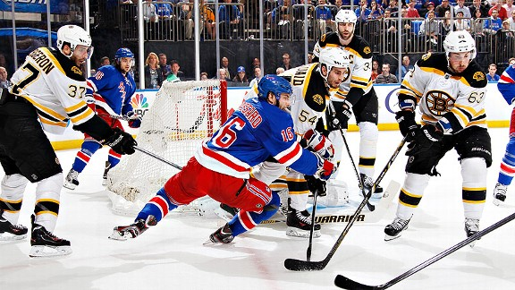 Bruins/Rangers