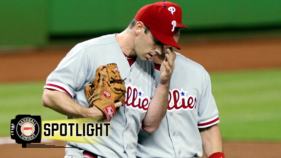 Cliff Lee, Michael Young