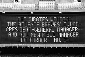 Braves Scoreboard