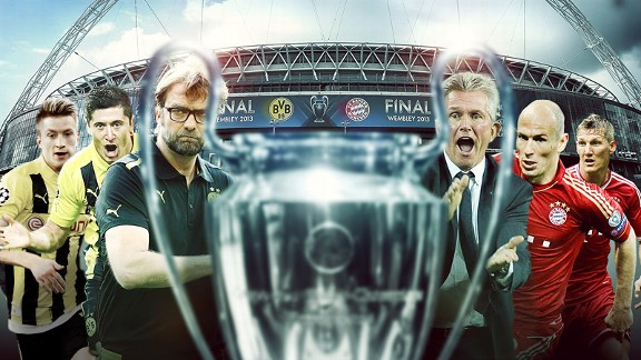soc g final d1 576 - UCL Final 2013 Bayern vs Dortmund Watch Live