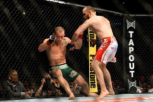 Gray Maynard and TJ Grant