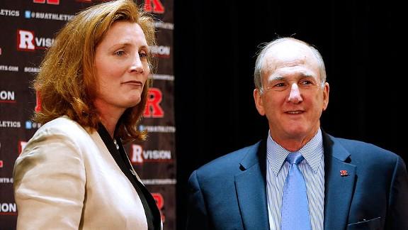 Julie Hermann, Robert Barchi