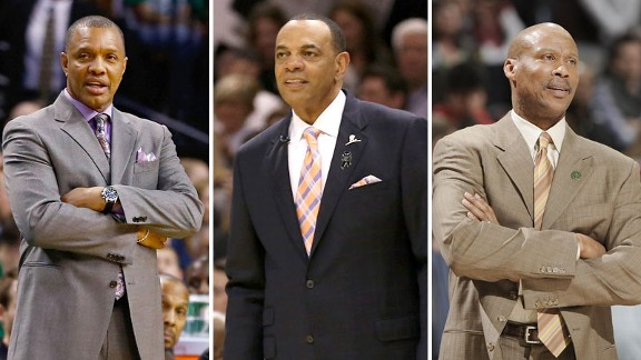 Clippers' coaching candidates