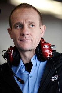 Crew chief Greg Erwin on his pairing with driver Sam Hornish Jr.: Right now, I'm having fun doing what I'm doing.
