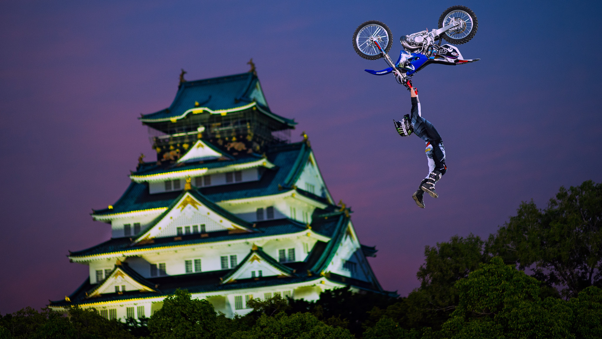 Browse Through Our Gallery Of Images From The Red Bull X Fighters Stop In Osaka Japan