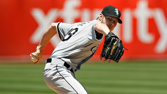 White Sox/As