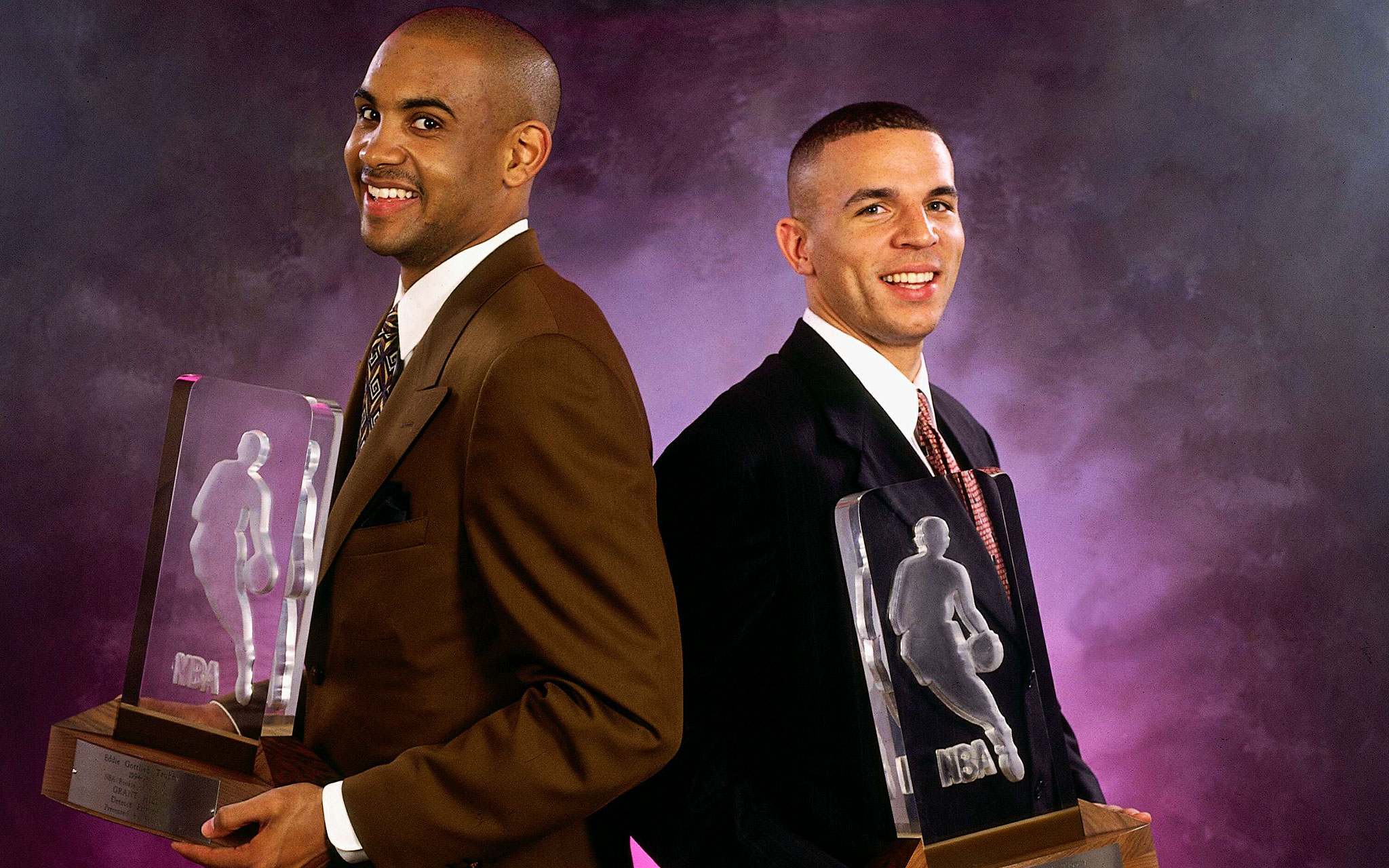 1995 NBA co-Rookie of the Year