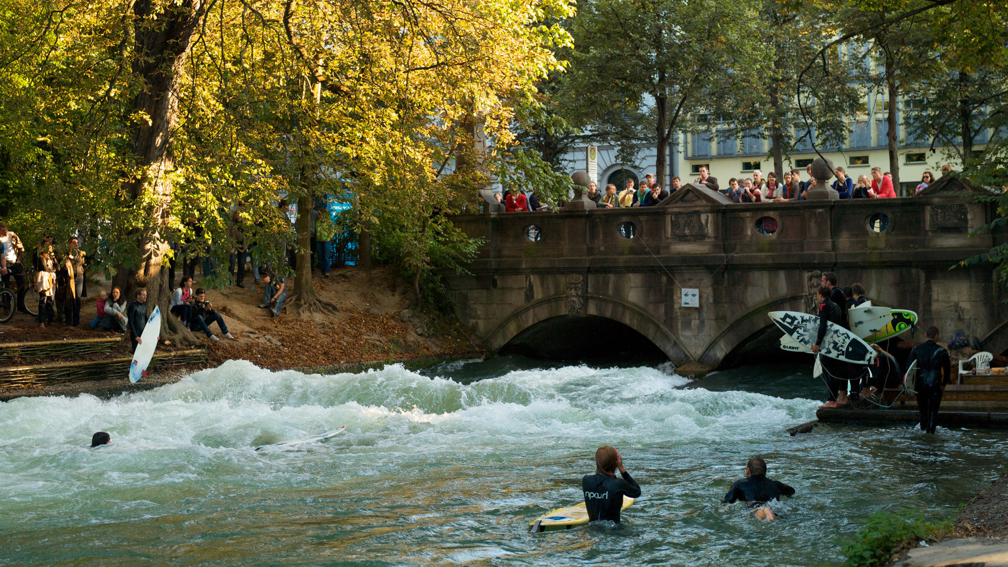 Eisbach Break