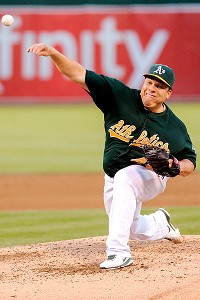 Oakland's Bartolo Colon