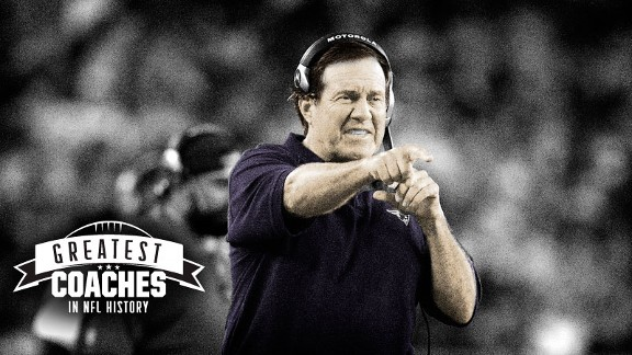 Top 20 Coaches - Bill Belichick
