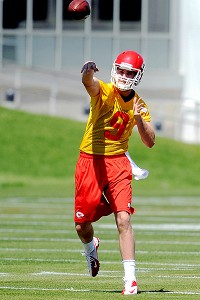 Kansas City's Tyler Bray