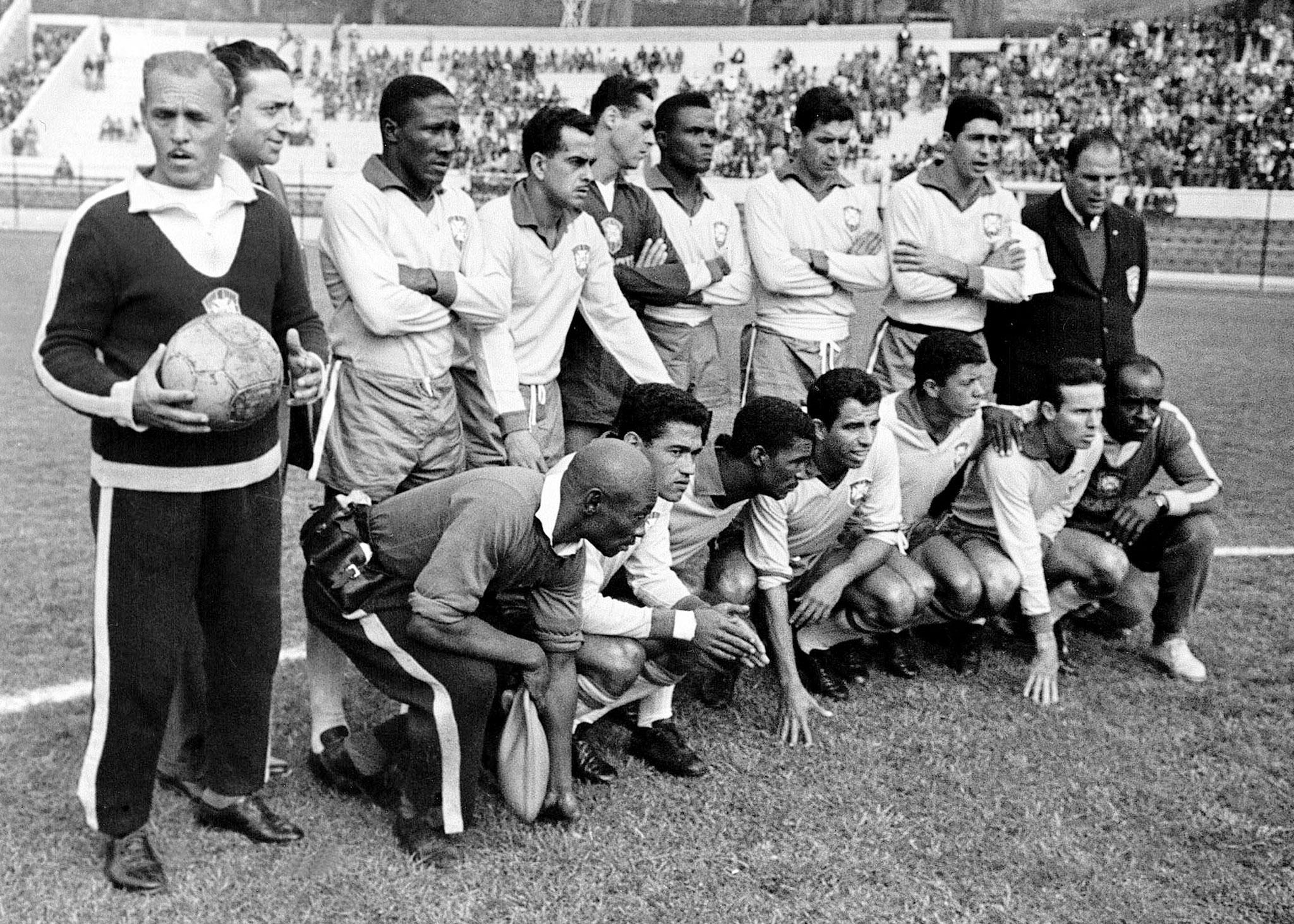 Brazil 1962