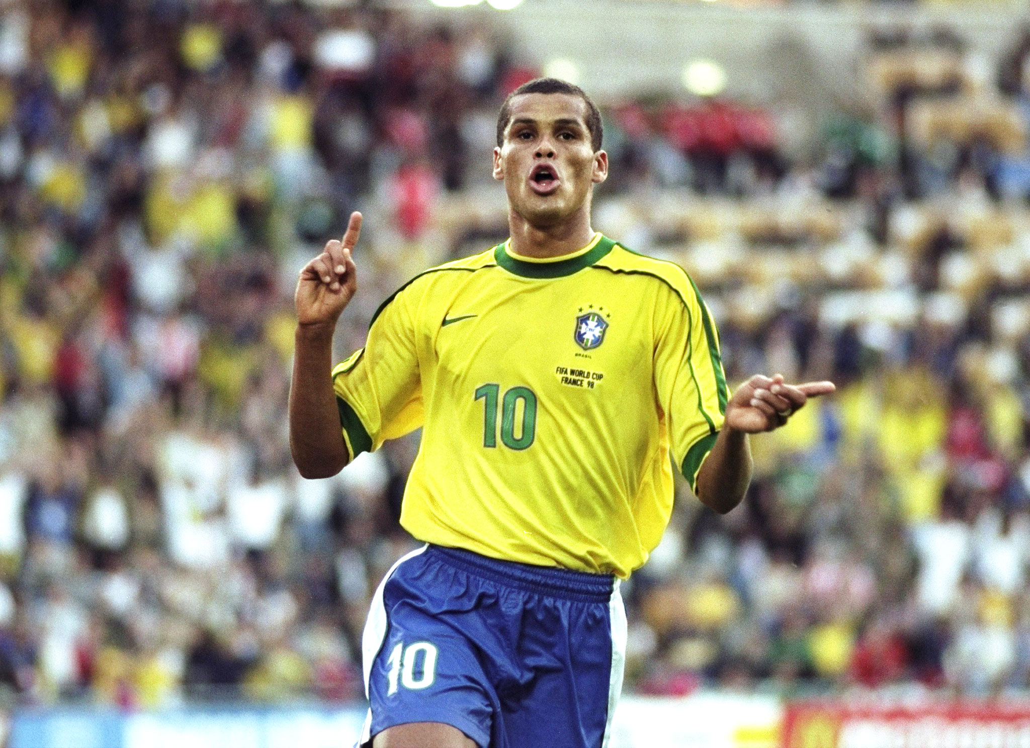 Rivaldo Best Brazillian Players of All Time ESPN